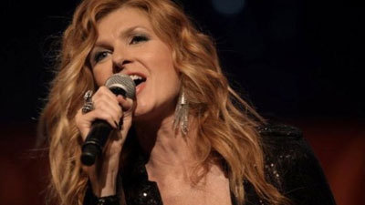 Connie sings as Rayna