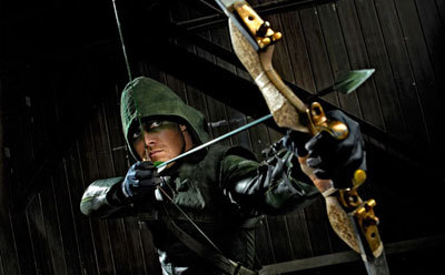 Arrow takes aim
