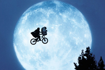 E.T. was nominated for 9 Academy Awards