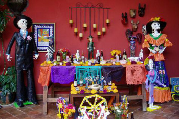 Every Altar is as Unique as the Person it's Dedicated to