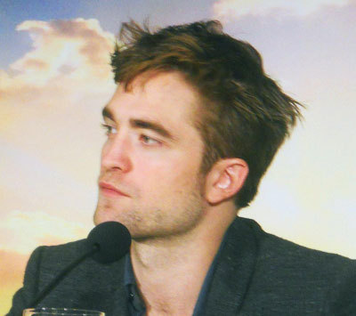 Rob at the interview