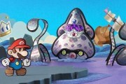 Preview preivew paper mario sticker star squid