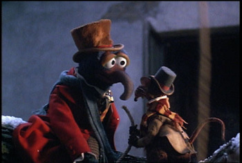 Gonzo and Rizzo the Rat narrate the classic tale