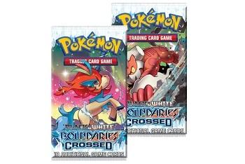 Pokémon TCG: Boundaries Crossed Booster Packs