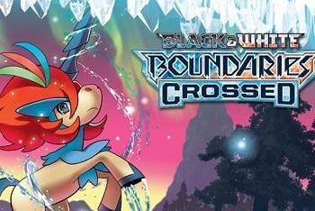 Pokémon TCG: Boundaries Crossed
