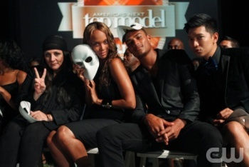 The ANTM Judges