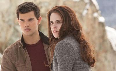 Jacob and Bella vs. the Volturi