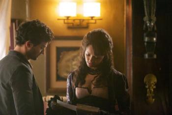 The Vampire Diaries: Season 4, Episode 4 :: The Five