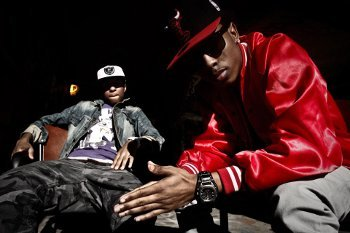 TK-N-CASH got signed to Disturb Tha Peace after being spotted by Ludacris