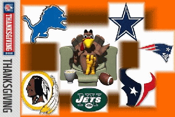 NFL Teams to Play Thursday