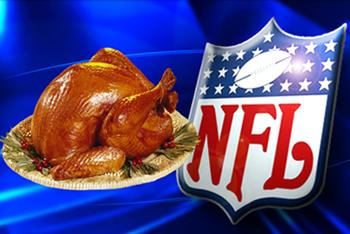 NFL cornered the Turkey Market