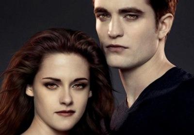 The happy vampire couple