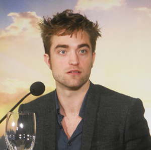 Robert at the interview