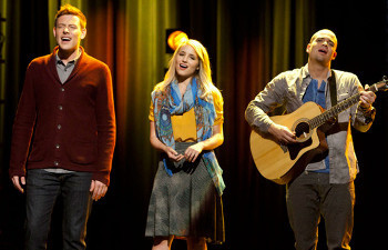 New Directions alumni come back to town to help