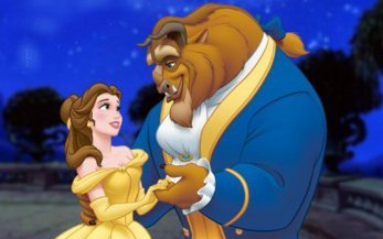 Belle learns to love the Beast when he treats her kindly