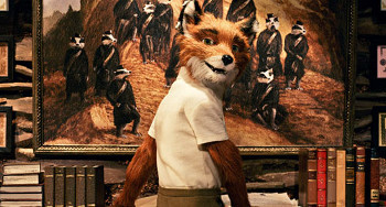 Fantastic Mr. Fox is all about a wily fox and his family and friends