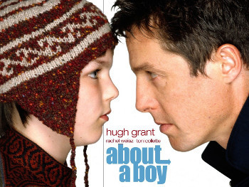 Two unlikely friends find common ground in About a Boy