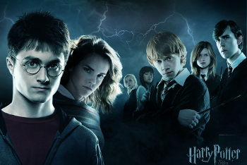 Harry Potter was a best-selling book series and movie series