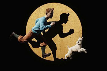 The Adventures of Tintin is old fashioned storytelling and animation at its best!