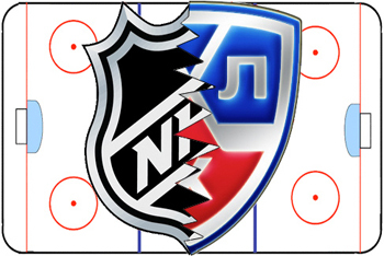 NHL vs KHL