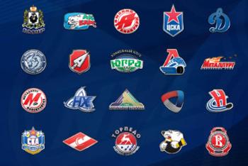 KHL Teams