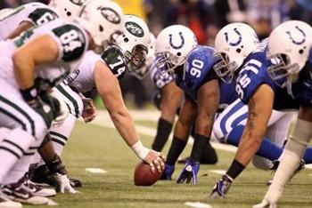 Linemen in the NFL