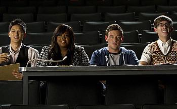 Artie asks Finn to help direct the school musical