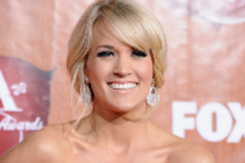 Carrie Underwood is from Oklahoma