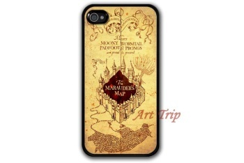 Harry Potter iPhone Case