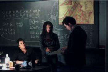 The Vampire Diaries: Season 4, Episode 9 :: O Come, All Ye Faithful