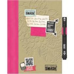 SMASH Book Pretty Pink Folio, $14.95