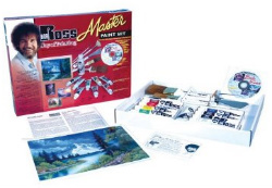 Martin/ F. Weber Bob Ross Master Paint Set, $67