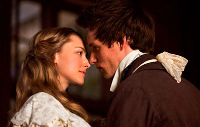 Amanda and Eddie as Cossette and Marius
