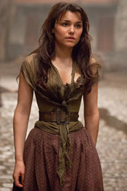 Samantha Barks as Eponine