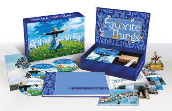 The Sound of Music 45th Anniversary Limited Edition Collection Blu-ray