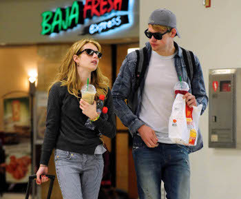 Emma Roberts and Chord Overstreet are done