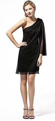 Not-so-standard little black dress