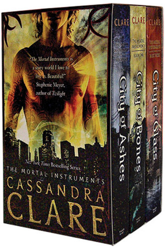 Book lovers will bury themselves in Cassandra Clare's hit series