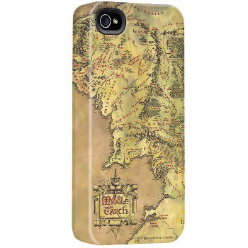 Middle Earth on your phone