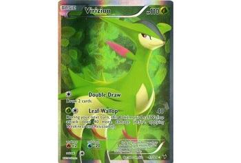 Pokémon: Virizion