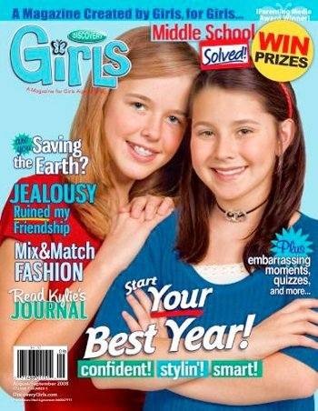 Girl's Life Mag: by girls, for girls!