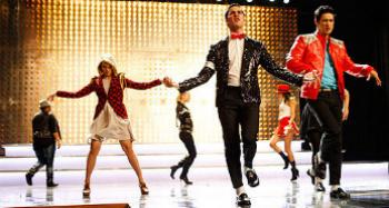 Glee: Season 3, Episode 11 :: Michael