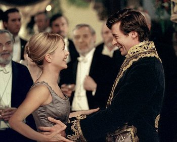 Re enact your very first date - for Kate and Leopold, they literally had to travel back in time!