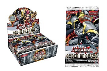 Yu-Gi-Oh! Order of Chaos - Image Courtesy of Konami