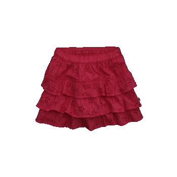 Ruffled Eyelet Skirt, courtesy of AF