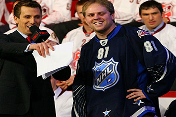All Star Phil Kessel