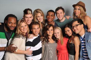 American Idol's 2012 Top 12