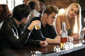 Damon, Stefan and Rebekah