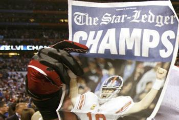 Headlines Predict Super Bowl
