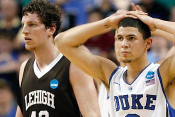 Lehigh beats Duke